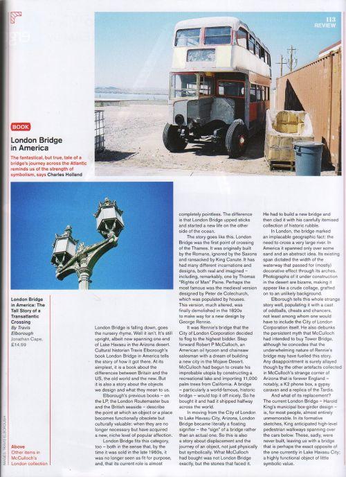Review: ICON magazine