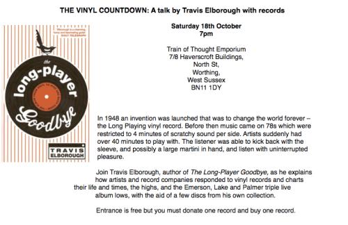 VinylCountdown-Talk-Worthing
